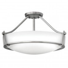 Elstead - Hinkley Lighting - Hathaway HK-HATHAWAY-SFMN Flush Light