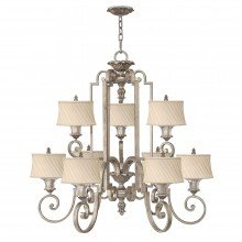 Elstead - Hinkley Lighting - Kingsley HK-KINGSLEY9 Chandelier