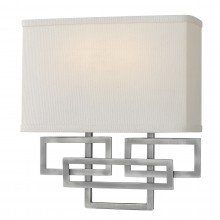 Elstead - Hinkley Lighting - Lanza HK-LANZA2-AN Wall Light