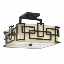 Elstead - Hinkley Lighting - Lanza HK-LANZA-SF Semi-Flush