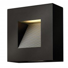 Elstead - Hinkley Lighting - Luna HK-LUNA-S-SK Wall Light