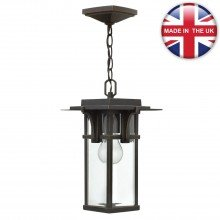 Elstead - Hinkley Lighting - Manhattan HK-MANHATTAN8-S Chain Lantern