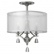 Elstead - Hinkley Lighting - Mime HK-MIME-SF Semi-Flush