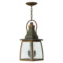 Elstead - Hinkley Lighting - Montauk HK-MONTAUK-CHAIN Lantern Pendant