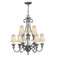 Elstead - Hinkley Lighting - Plantation HK-PLANT10-PL Chandelier
