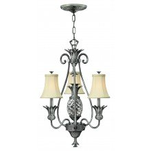 Elstead - Hinkley Lighting - Plantation HK-PLANT3-PL Chandelier