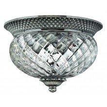 Elstead - Hinkley Lighting - Plantation HK-PLANT-F-S-PL Flush Light