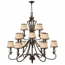 Elstead - Hinkley Lighting - Plymouth HK-PLYMOUTH15 Chandelier