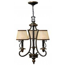 Elstead - Hinkley Lighting - Plymouth HK-PLYMOUTH3 Chandelier