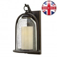 Elstead - Hinkley Lighting - Quincy HK-QUINCY-M Wall Light
