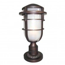 Elstead - Hinkley Lighting - Reef HK-REEF3-VZ Pedestal