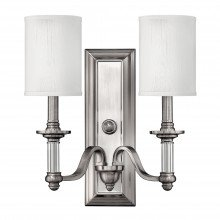 Elstead - Hinkley Lighting - Sussex HK-SUSSEX2 Wall Light