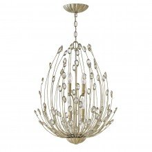 Elstead - Hinkley Lighting - Tulah HK-TULAH4 Chandelier