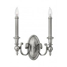 Elstead - Hinkley Lighting - York Town HK-YORKTOWN2 Wall Light