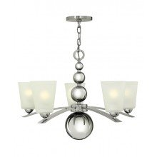 Elstead - Hinkley Lighting - Zelda HK-ZELDA5-PN Chandelier