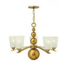 Elstead - Hinkley Lighting - Zelda HK-ZELDA5-VS Chandelier