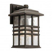 Elstead - Kichler - Beacon Square KL-BEACON-SQUARE-M-OZ Wall Lantern