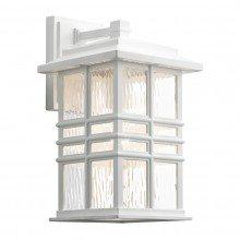 Elstead - Kichler - Beacon Square KL-BEACON-SQUARE-M-WHT Wall Lantern
