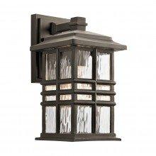 Elstead - Kichler - Beacon Square KL-BEACON-SQUARE-S-OZ Wall Lantern