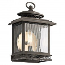 Elstead - Kichler Lighting - Pettiford - KL-PETTIFORD-S Wall Lantern
