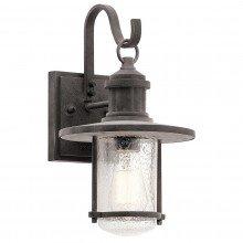 Elstead - Kichler - Riverwood KL-RIVERWOOD2-M Wall Lantern