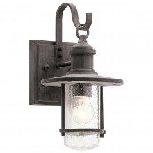 Elstead - Kichler - Riverwood KL-RIVERWOOD2-S Wall Lantern