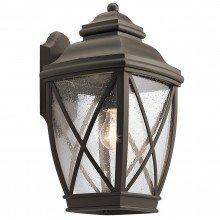 Elstead - Kichler - Tangier KL-TANGIER2-L Wall Lantern