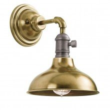Elstead - Kichler - Cobson KL-COBSON1-BR Wall Light