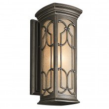 Elstead - Kichler - Franceasi KL-FRANCEASI-M Wall Light