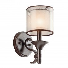 Elstead - Kichler - Lacey KL-LACEY1-MB Wall Light