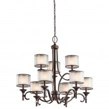 Elstead - Kichler - Lacey KL-LACEY9-MB Chandelier