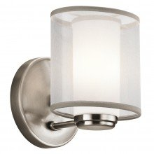 Elstead - Kichler - Saldana KL-SALDANA1 Wall Light