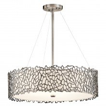 Elstead - Kichler - Silver Coral KL-SILVER-CORAL-P-B Pendant