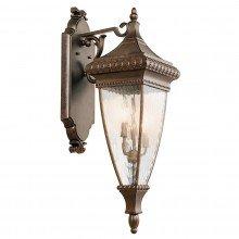 Elstead - Kichler - Venetian Rain KL-VENETIAN2-M Wall Light