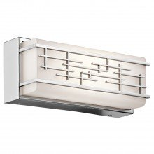 Elstead - Kichler - Zolon KL-ZOLON-S-BATH Wall Light