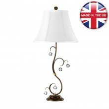 Elstead - Lunetta LUN-TL-BRONZE Table Lamp