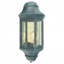 Elstead - Norlys - Malaga M8-VERDI Half Lantern