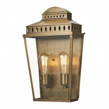 Elstead - Mansion House MANSION-HOUSE-L-BR Wall Light