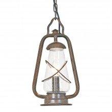 Elstead - Miners MINERS-CHN Chain Lantern