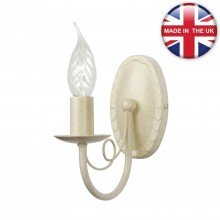 Elstead - Minster MN1-IV-GOLD Wall Light