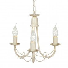 Elstead - Minster MN3-IV-GOLD Chandelier
