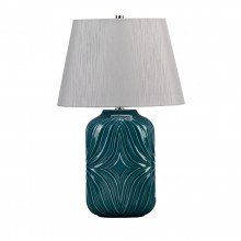 Elstead - Muse MUSE-TL-TURQSE Table Lamp