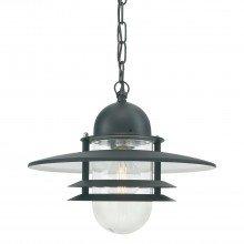 Elstead - Norlys - Oslo OS8-BLACK-C Chain Lantern
