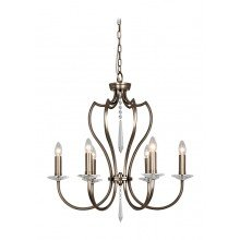 Elstead - Pimlico PM6-DB Chandelier
