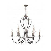 Elstead - Pimlico PM9-DB Chandelier