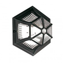 Elstead - Parish PR12-BLACK Flush Light