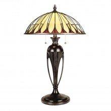 Elstead - Quoizel - Alahambre - QZ-ALAHAMBRE-TL Table Lamp