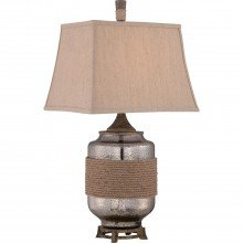Elstead - Quoizel - Rigging - QZ-RIGGING Table Lamp