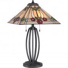 Elstead - Quoizel - Ruby - QZ-RUBY-TL Table Lamp