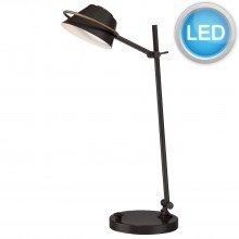 Elstead - Quoizel - Spencer - QZ-SPENCER-TL-WT Table Lamp